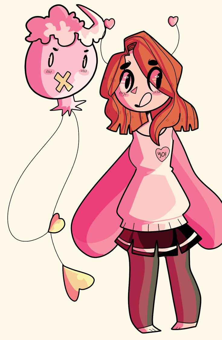 Pink ;0 //I'd prolly be either a fairy or a flying type
