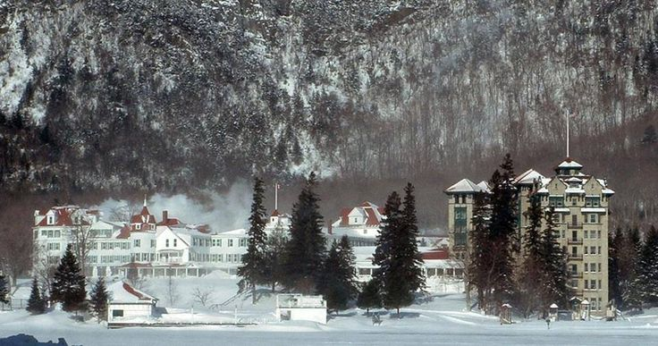 The Balsoms in Dixville Notch, NH