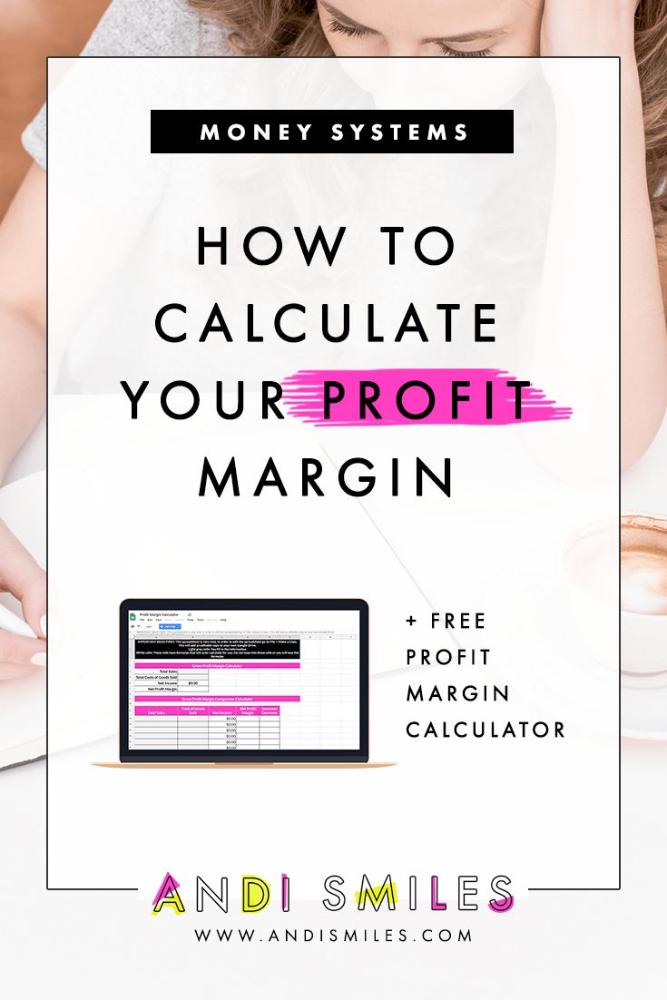 Do you know the profit margin of your small business