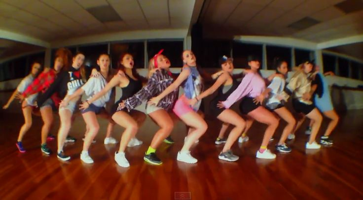 Love this routine! Beyoncé's 7/11 performed by ReQuest Dance Crew, choreography by Parris Goebel. #becausedance  http://becausedance.com/smack-it/