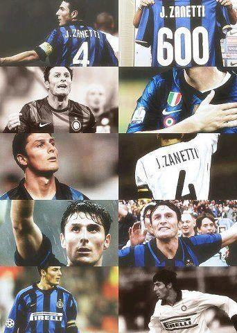 Javier Zanetti #Inter #JZ4ever