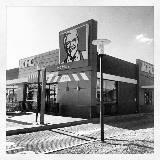 KFC Store in Protea Point, Soweto