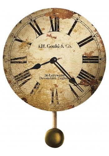 620-257 J.H. Gould and Co. II, Howard Miller Wall Clock