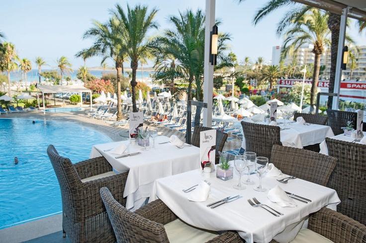 Het hotel SENTIDO Castell de Mar is een 4-sterren hotel in het gezellige Cala Millor. Het hotel ligt direct aan het strand van de baai van Cala Millor en bovendien bevindt zich voor het hotel de sfeervolle promenade.    Kinderen kunnen zich vermaken in het aparte kinderbad en in de speeltuin.    Hotel SENTIDO Castell de Mar is gelegen direct aan het strand van de baai van Cala Millor. Ook ligt het hotel meteen aan de sfeervolle promenade.   Officiële categorie ****