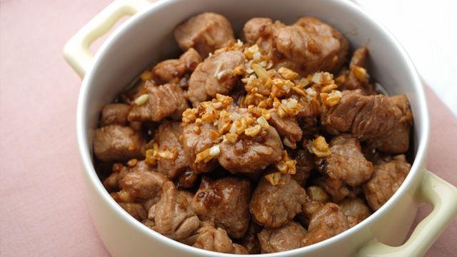 Pork Salpicao Recipe
