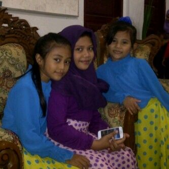 Tita,pina,and kayla