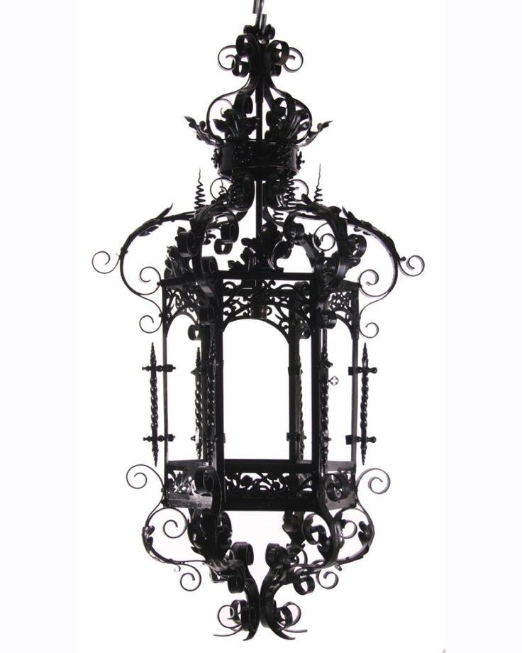 Antique Lanterns | Ornate Antique Lantern