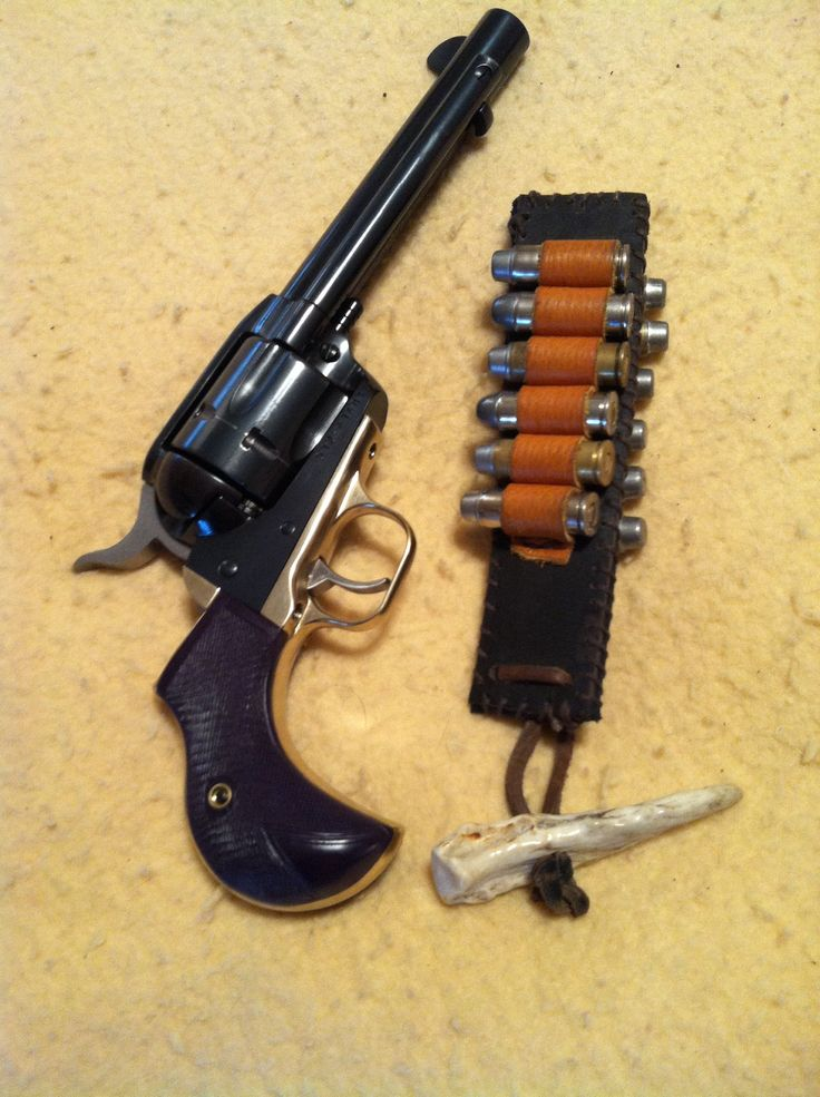 My Custom Ruger Birdshead Vaquero Love This One