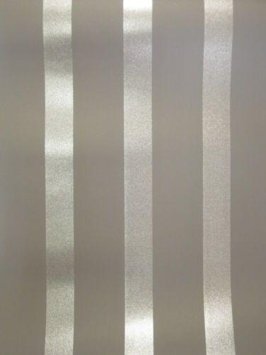 Stripe striped glitter sparkle charcoal grey gray silver for Silver grey walls