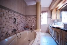 Stunning bathroom in an exclusive estate property on MyRoof.co.za