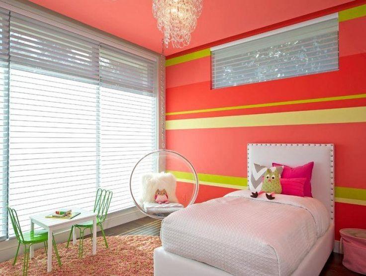 25 best ideas about murs corail sur pinterest murs d 39 accent corail ac - Tableau sur mur blanc ...