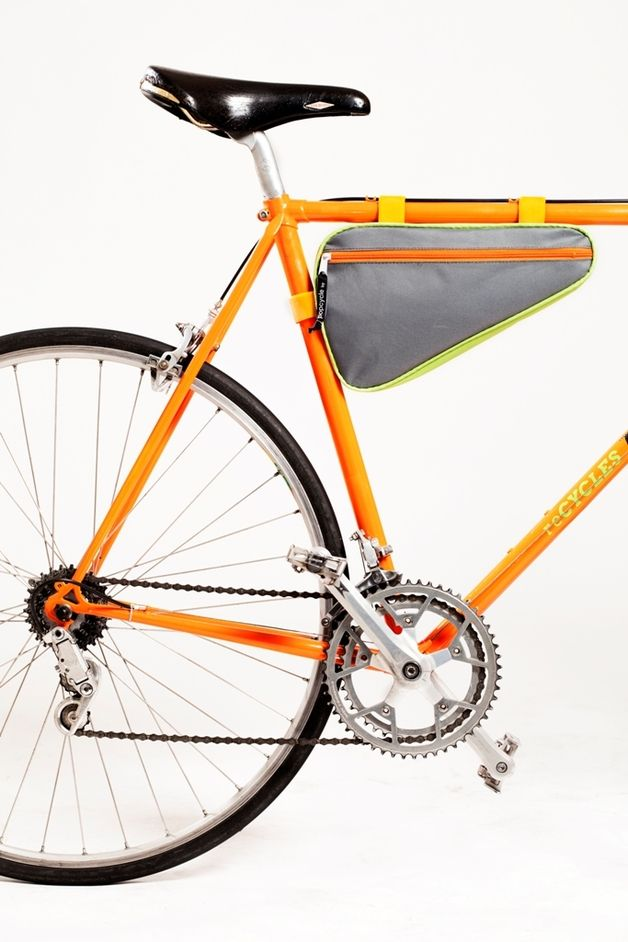 Other – Bicycle bag – a unique product by POPCYCLE on DaWanda
