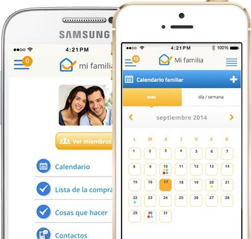 dommuss | App gratuita para organizarse en familia. Organización familiar