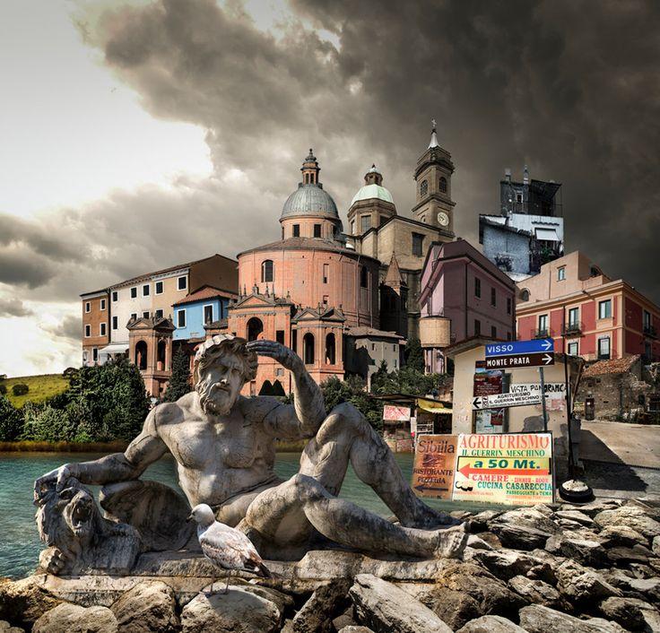 Série Reconstrução by Claudia Furlani.  #fineartphotography #claudiafurlani #digitalart #reconstruction #fotografia