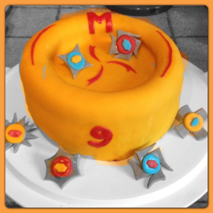 Gâteau Beyblade