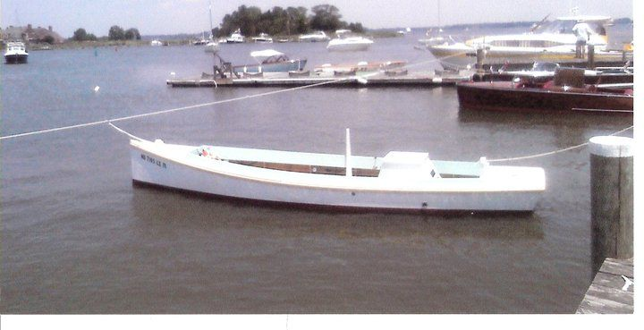 Smith Island Crab Skiff For Sale