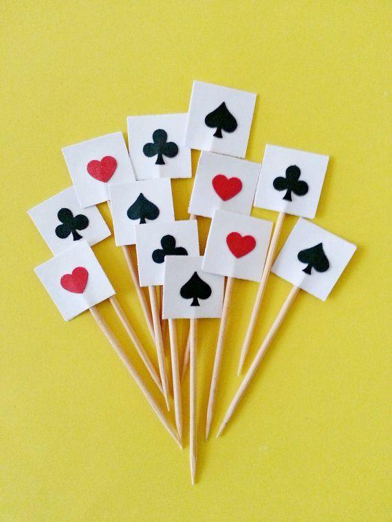 Decoração poker