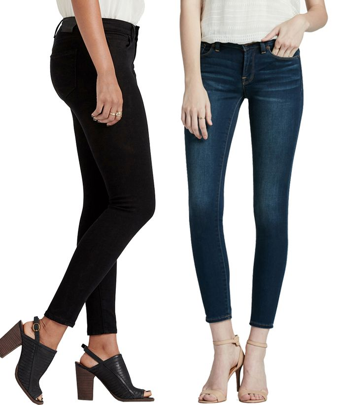 A Guide to the Best Jeans for Large Thighs - Lucky Brand from InStyle.com