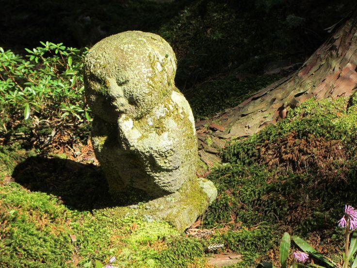 Jizo sanzen in temple