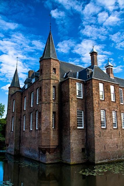 Castle Zuylen, Netherlands