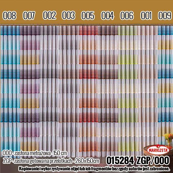 #zasłony_metrażowe Bardzo delikatna, piękna zasłona metrażowa w odcieniach koloru łososiowego. Jasne, stonowane kolory oraz wzór w poziome pasy dają ciekawy efekt. Tkanina wspaniale się układa i tworzy bardzo piękną dekorację okienną. Taka zasłona rozjaśni każde wnętrze.  szerokość: 150 cm  kolor: łososiowy  Możesz zlecić szycie w naszej profesjonalnej szwalni ceny już od 2,50 zł/mb.  kasandra.com.pl