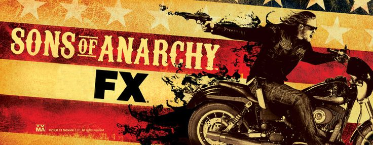 Sons Of Anarchy!  Best show about a motorcycle gang.