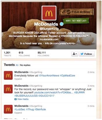 McDonald's had a number of social media disasters last year, but in early 2013 it was the turn for Burger King to face remarkable ignominy. ...