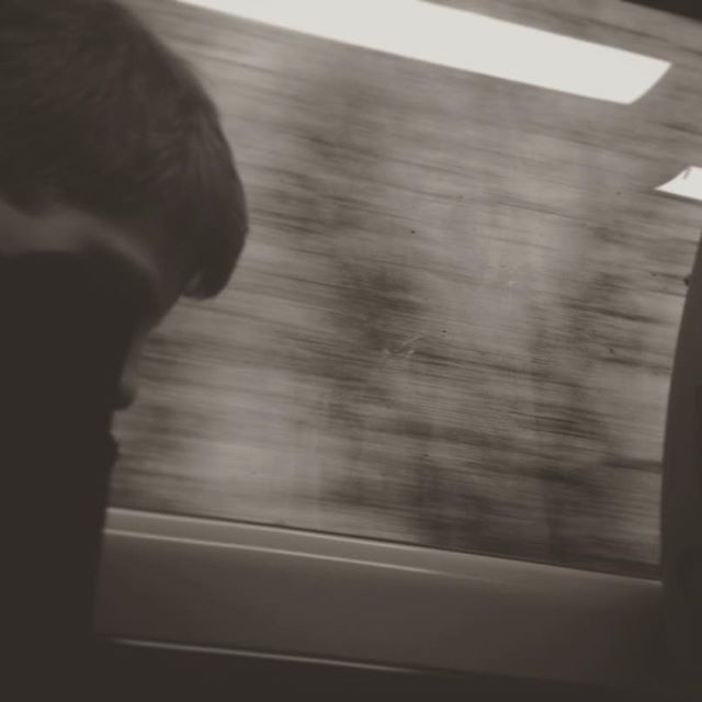 Gotta go fast!!! *the other week on the train to London