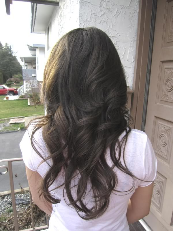 ash brown hair like this color... finally putting the ash in my hair today!