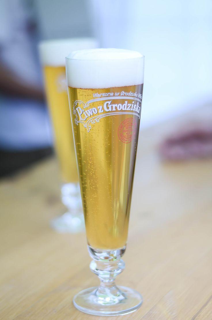 Piwo Grodziskie #grodziskie, #grodzisz