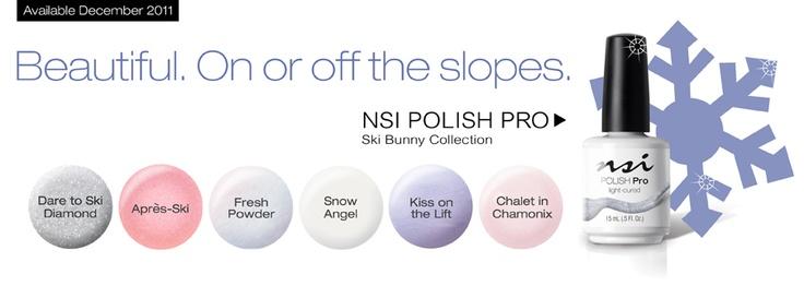 NSI Ski Bunny Collection
