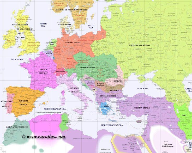 Best Europe Images On Pinterest Europe Historical Maps And - Europe map 1871 1914