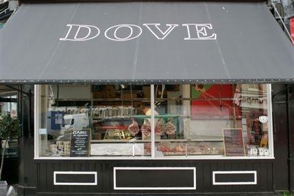 Dove's in Northcote Road,