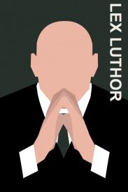 Lex Luthor Comic Book Poster