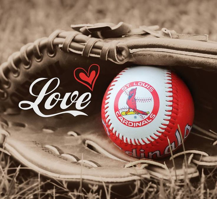 Love <3 St Louis Cardinals...in honor of tonight's win!