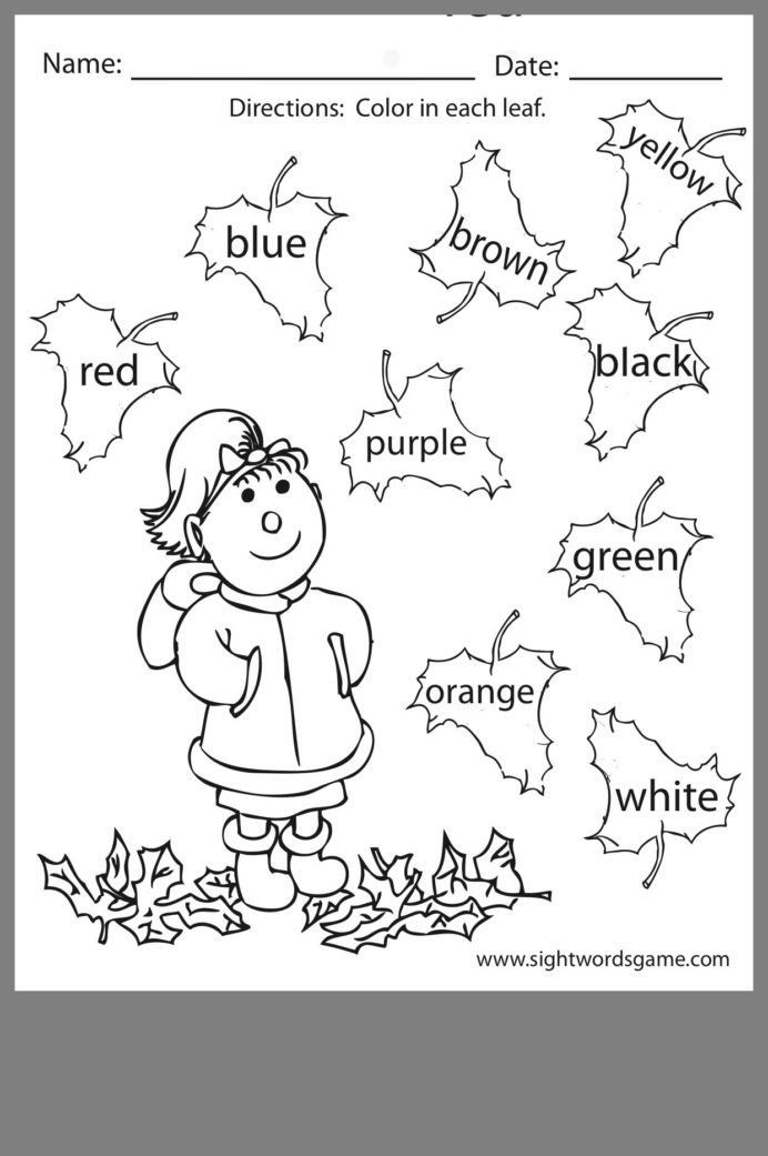 Fall Worksheets For Kindergarten Pin Kelsey Marks Childcare Autumn Activities In 2020 Kindergarten Worksheets Printable Fall Worksheets Letter Worksheets For Preschool