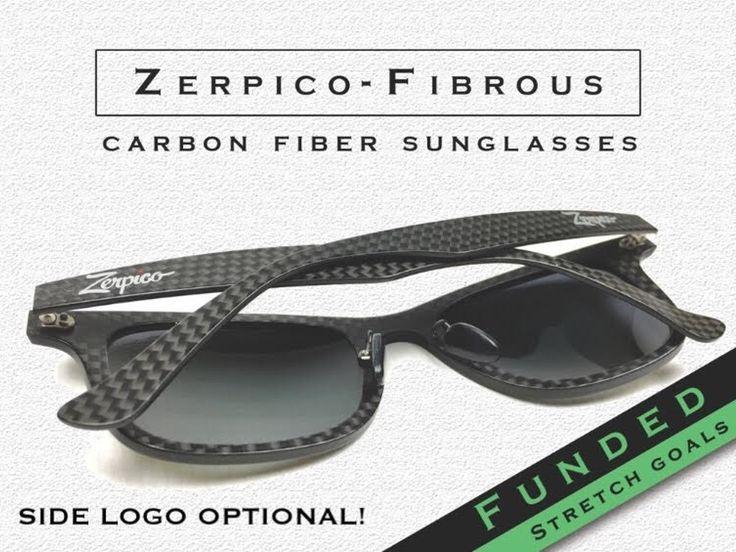 Zerpico - Carbon Fiber Sunglasses
