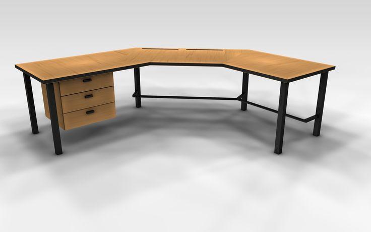 Office Concept desk
