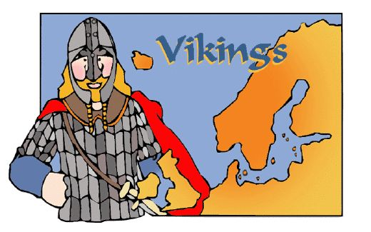 The Vikings - Lesson Plans, Games, Powerpoints, Activities -- downloadable PDF lessons in the links