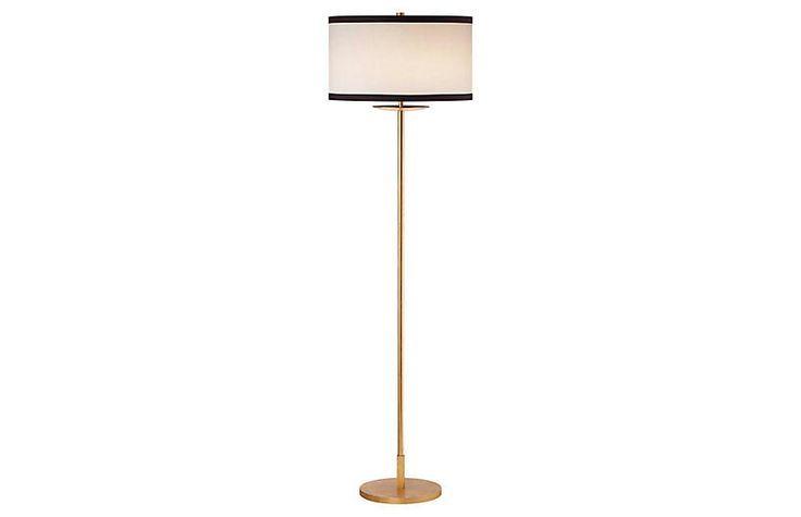 Kate Spade Walker Floor Lamp Gold Gold Floor Lamp Floor Lamp