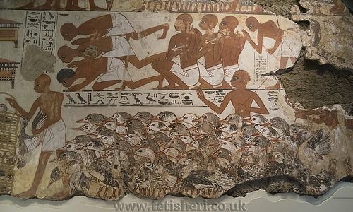 17 best images about ancient egypt on pinterest statue for Ancient egyptian tomb decoration