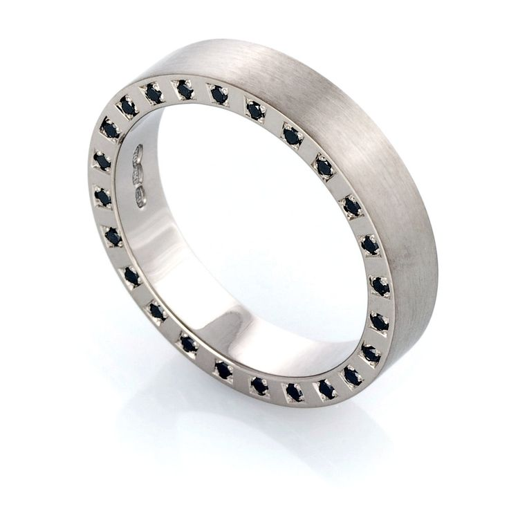 white gold wedding bands for men