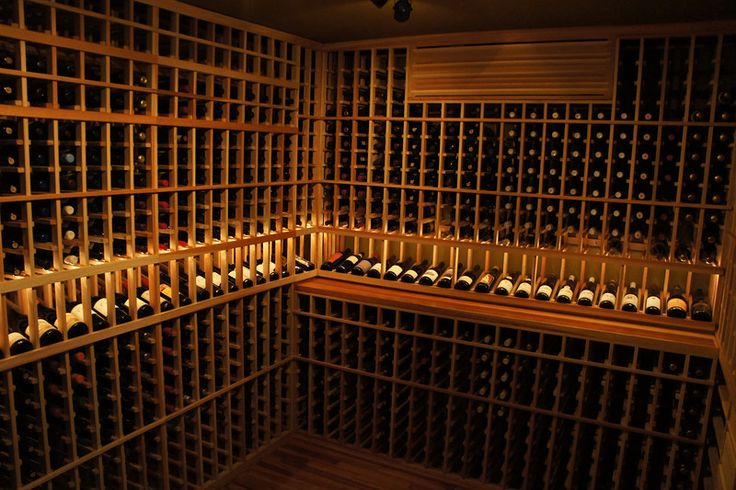 Pin by dw on wine cellar pinterest for In home wine cellars
