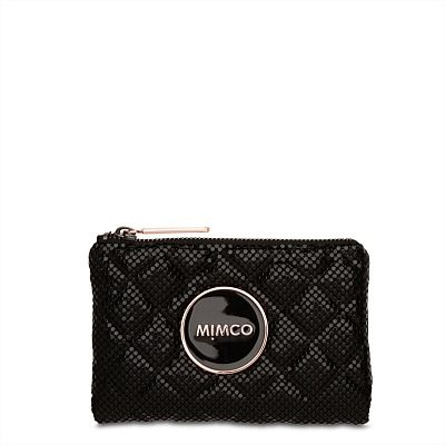 Women's Wallets, Pouches & Tech Accessories | Mimco - Mim Mesh Mash Pouch