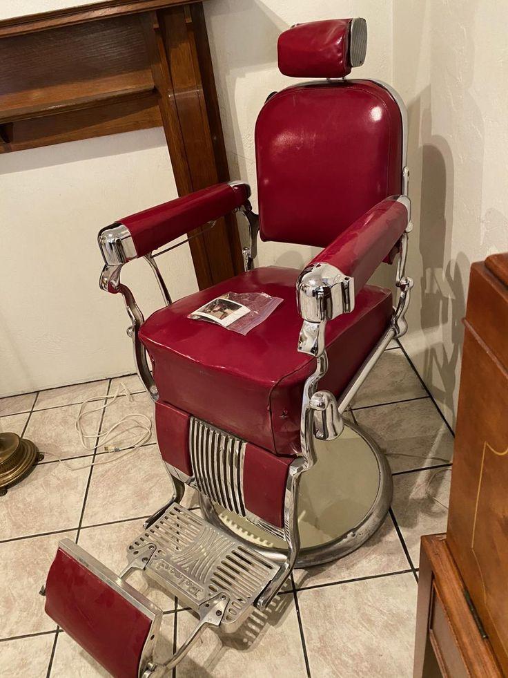 Park Art My WordPress Blog_Belmont Barber Chair With Ashtray
