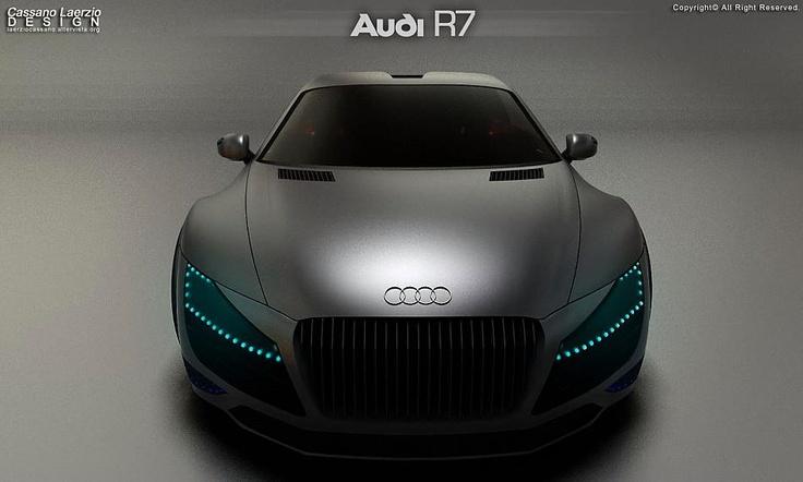 Die besten 25+ Audi r7 Ideen auf Pinterest | Audi a5, Audi ...
