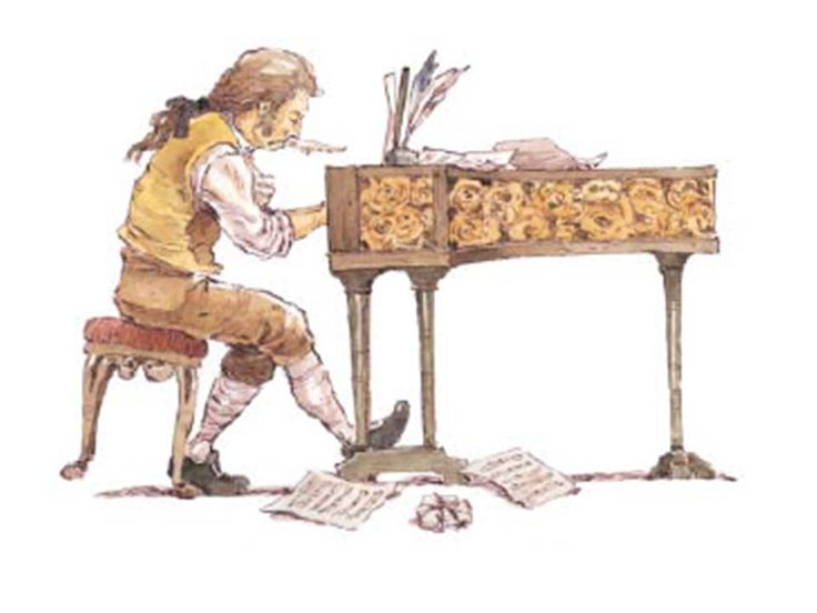 ART: La vie de Mozart - Caracolus