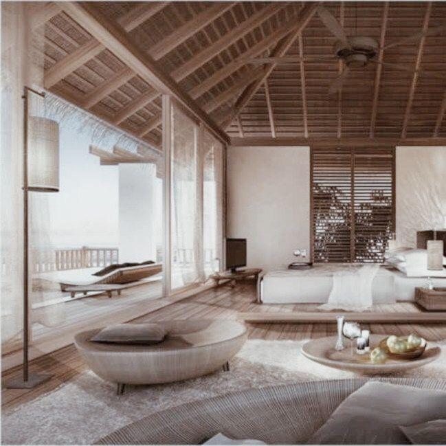 Femkejosefien Villa Design Architecture House Resort Interior
