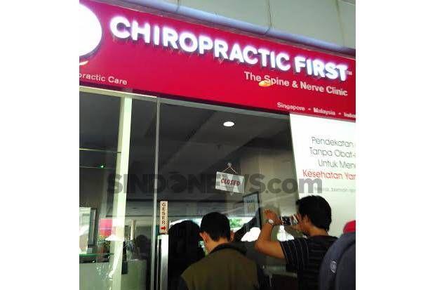 Manajemen Chiropractic First Sampaikan Ucapan Maaf ke Keluarga Allya