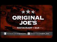 Original Joe's Restaurant & Bar - Over 8 locations in Calgary